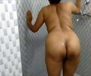 porn Indian StepSister Bathroom Shower Sex.., milf , anal  outdoor