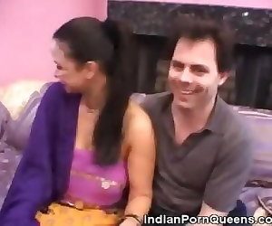 porn Lusty Blowjobs From This Indian Honey interracial