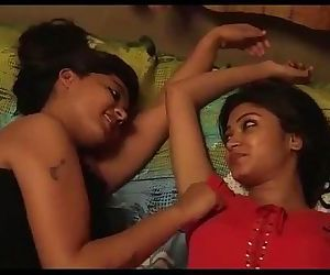 porn Indian Girls Kissing - 1 min 30 sec, desi , kissing  lesbian