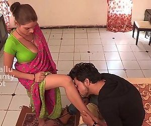 porn bgrade maid seduces with awesome.., desi , maid