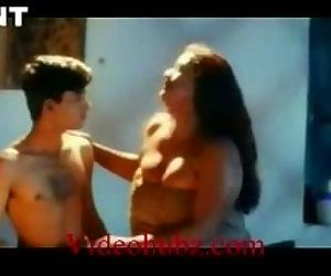 porn Shakeela Mallu seducing young boy - 3.., desi  mallu