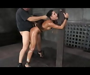 porn Creampie bondage studio with mature.., India Summer , milf  creampie