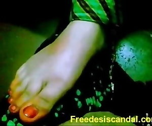 porn Hot Footjob By Desi Girl 2 min, desi  mallu